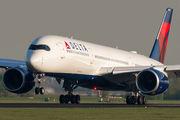 N505DN - Delta Air Lines Airbus A350-900 aircraft