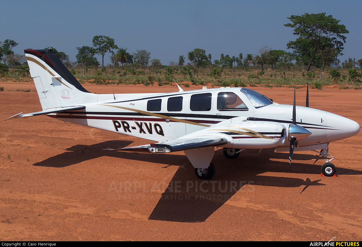 Private PR-XVQ aircraft at Off Airport - Brazil
