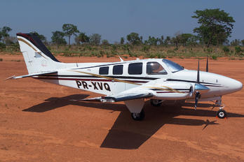 PR-XVQ - Private Beechcraft 58 Baron