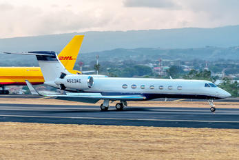 N523AC - Private Gulfstream Aerospace G-V, G-V-SP, G500, G550