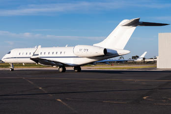 VH-OFX - Australian Corporate Jet Centres Bombardier BD-700 Global 6000