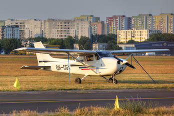 OH-CGX - Private Cessna Reims-Cessna F172M