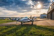 SP-MED - Private Beechcraft 58 Baron aircraft