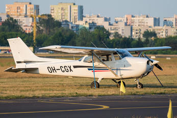 OH-CGX - Private Cessna 172 Skyhawk (all models except RG)