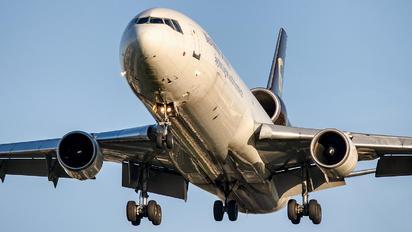 N284UP - UPS - United Parcel Service McDonnell Douglas MD-11F