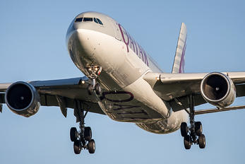 A7-ACJ - Qatar Airways Airbus A330-200