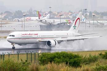 CN-RNT - Royal Air Maroc Boeing 767-300