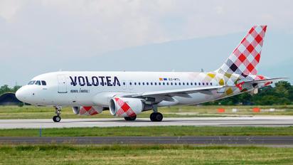 EC-MTL - Volotea Airlines Airbus A319