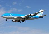PH-BFL - KLM Boeing 737-400F aircraft