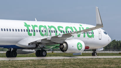 F-HTVG - Transavia France Boeing 737-8AS