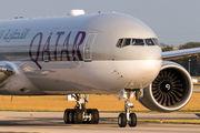 A7-BES - Qatar Airways Boeing 777-300ER aircraft