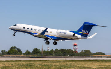 M-GAGA - Private Gulfstream Aerospace G650, G650ER