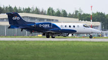 D-CGFE - Private Learjet 36 aircraft