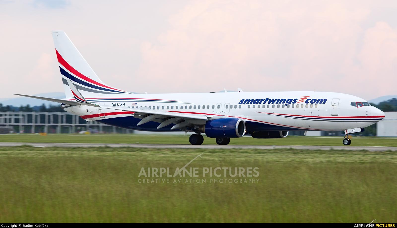 Xtra Airways N917XA aircraft at Ostrava Mošnov