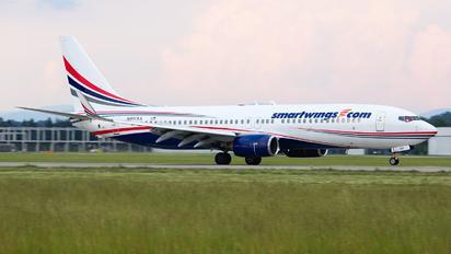 N917XA - Xtra Airways Boeing 737-86J