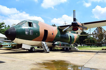 L14-6/39 - Thailand - Air Force Alenia Aermacchi G-222