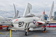 141702 - USA - Navy Grumman F-9 Cougar aircraft