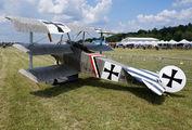 OK-TAV58 - Private Fokker DR.1 Triplane (replica) aircraft