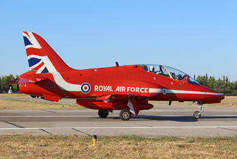 "XX311 - Royal Air Force ""Red Arrows"" British Aerospace Hawk T.1/ 1A"