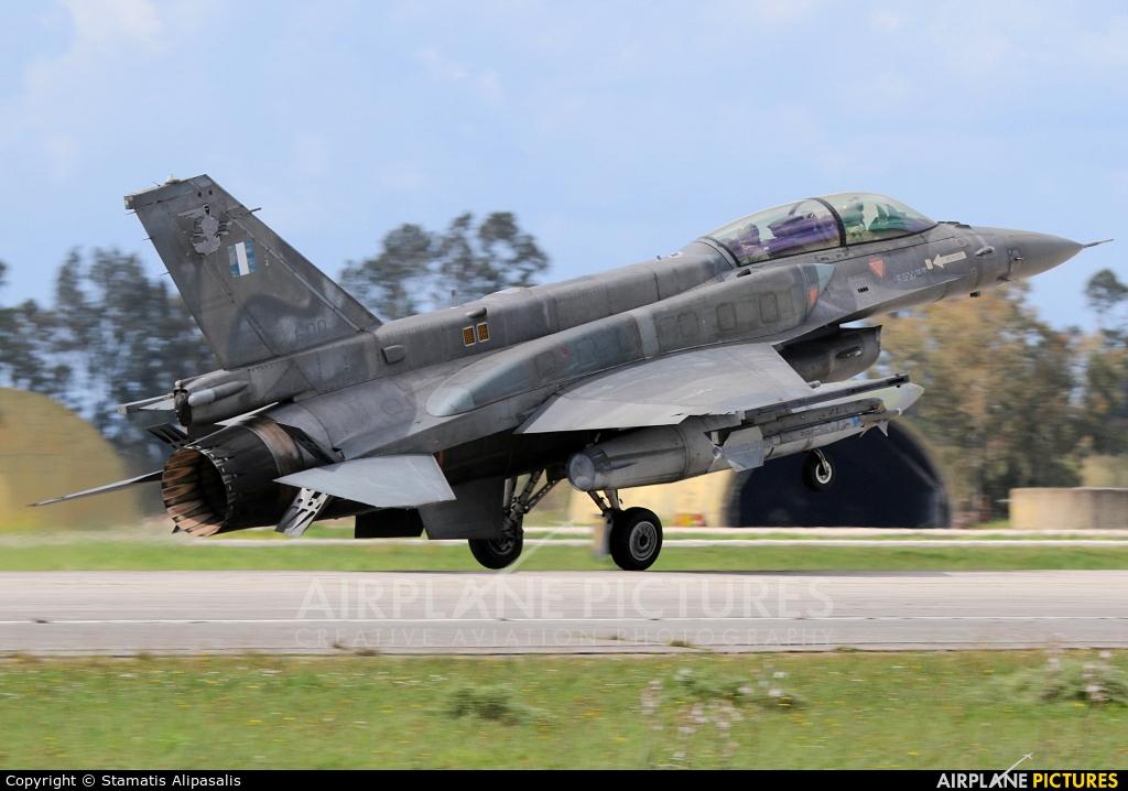 Greece - Hellenic Air Force 600 aircraft at Andravida AB