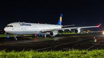 D-AIFC - Lufthansa Airbus A340-300 aircraft