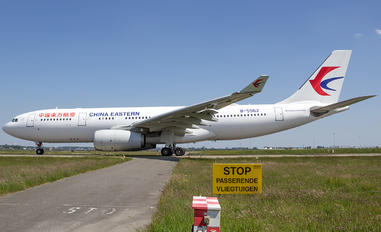 B-5962 - China Eastern Airlines Airbus A330-200
