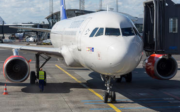 OY-KAL - SAS - Scandinavian Airlines Airbus A320