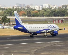 VT-IDS - IndiGo Airbus A320