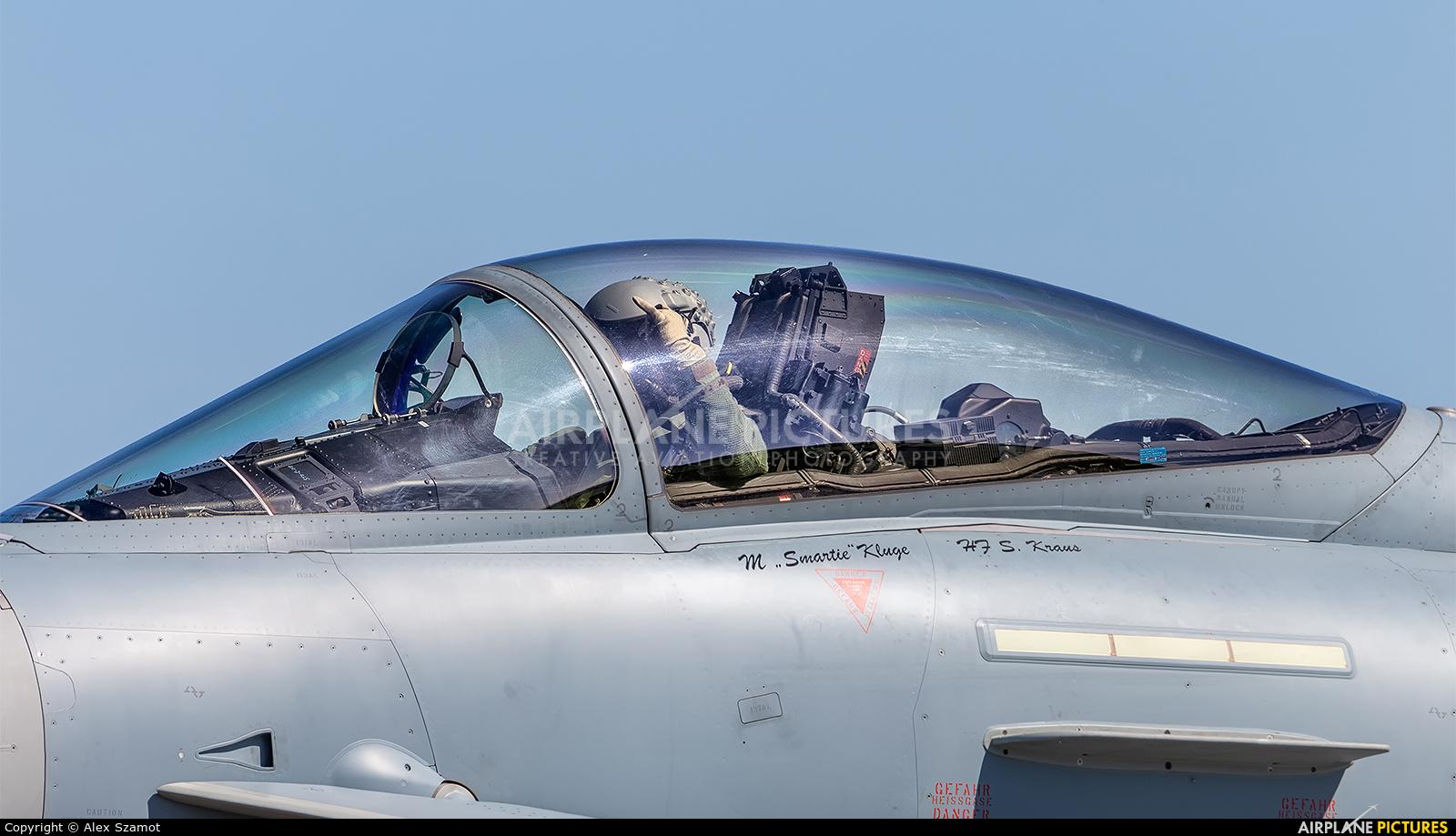 Germany - Air Force 30+93 aircraft at Lossiemouth