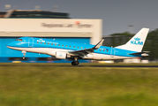 PH-EXN - KLM Cityhopper Embraer ERJ-175 (170-200) aircraft