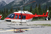 C-GALH - Alpine Helicopters Canada Bell 206L Longranger aircraft