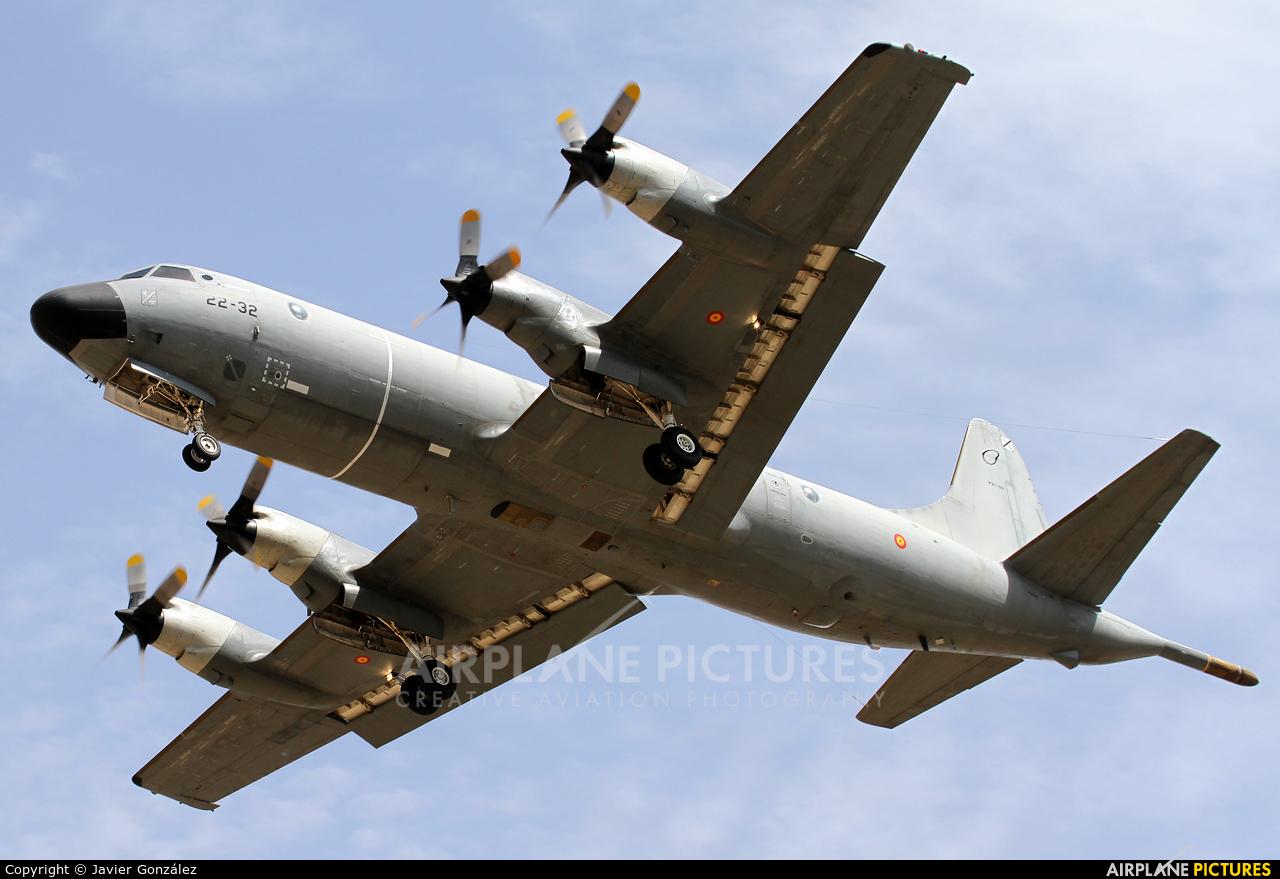 Spain - Air Force P.3M-09 aircraft at Murcia - San Javier