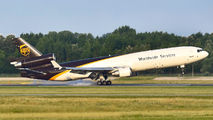 N294UP - UPS - United Parcel Service McDonnell Douglas MD-11F aircraft