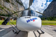 HB-ZNR - Air Glaciers Eurocopter AS350 Ecureuil / Squirrel aircraft