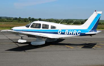 G-BHRC - Private Piper PA-28-161 Cherokee Warrior II