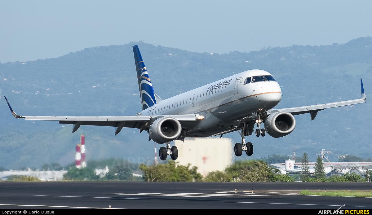 Copa Airlines HP-1557CMP aircraft at San Jose - Juan Santamaría Intl