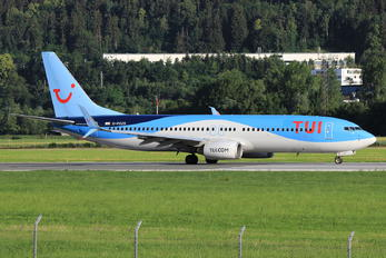 G-FDZS - TUI Airways Boeing 737-800