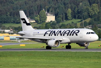 OH-LXL - Finnair Airbus A320