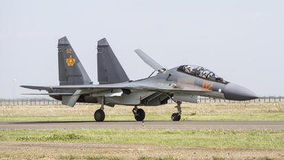 02 - Kazakhstan - Air Force Sukhoi Su-30SM