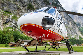 HB-ZUT - Air Glaciers Aerospatiale AS350 Ecureuil / Squirrel