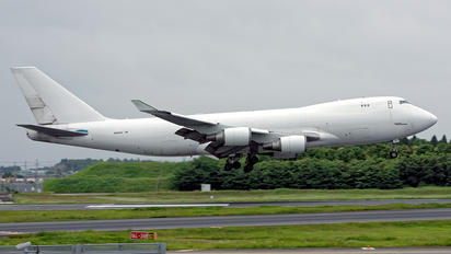 N404KZ - Atlas Air Boeing 747-400F, ERF