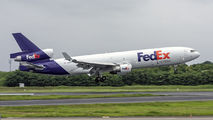 N620FE - FedEx Federal Express McDonnell Douglas MD-11F aircraft
