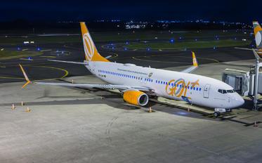 PR-GUH - GOL Transportes Aéreos  Boeing 737-800