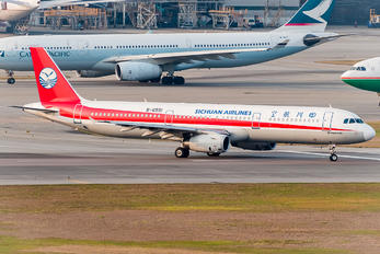B-6551 - Sichuan Airlines  Airbus A321