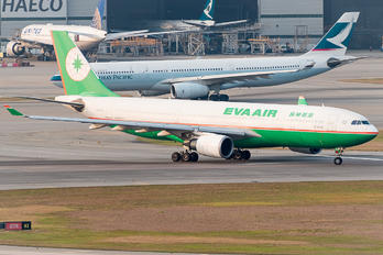 B-16312 - Eva Air Airbus A330-200