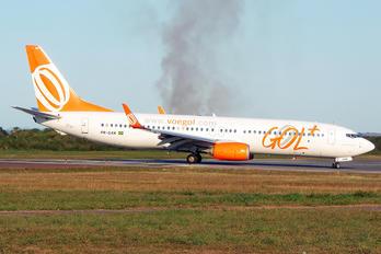 PR-GXK - GOL Transportes Aéreos  Boeing 737-800