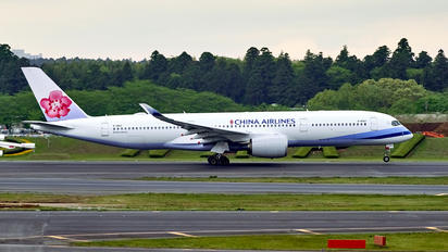 B-18902 - China Airlines Airbus A350-900