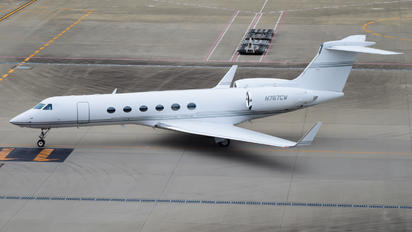 N767CW - Private Gulfstream Aerospace G-V, G-V-SP, G500, G550