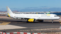 EC-MGY - Vueling Airlines Airbus A321 aircraft
