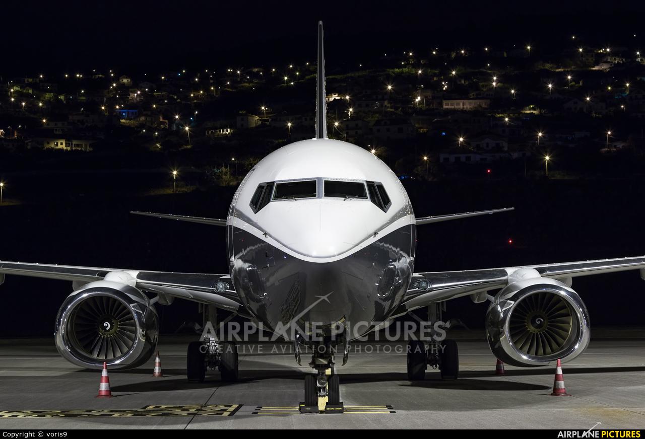 Gama Aviation VP-BBW aircraft at Madeira